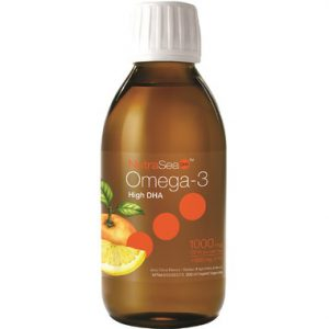 Ascenta | NutraSea DHA | Omega -3 (Juicy Citrus) 200 ml -11085