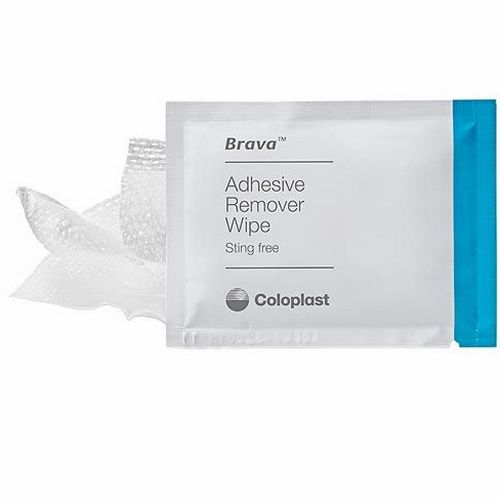 Coloplast 12011 - Brava Adhesive Remover Wipes