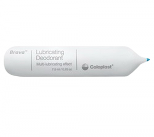 Coloplast 12060 - Brava Lubricating Deodorant (Sachets)