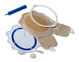 Coloplast 14031 - Fistula and Wound Management System
