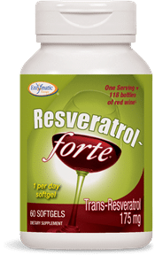 Enzymatic Therapy| Resveratrol-forte (175mg/30 Softgels) -10369