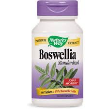 Nature's Way | Boswellia 60 Tabs -30677