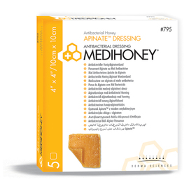 Medihoney Antibacterial Dressing (Box of 5) Canada - InnerGood.ca