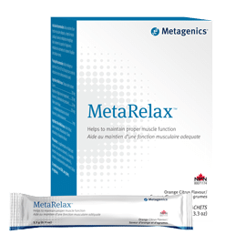 Metagenics MetaRelax™ - Orange Citrus Flavour