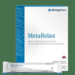 Metagenics MetaRelax™ - Orange Citrus Flavour