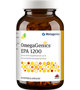 Metagenics OmegaGenics™ EPA 1200 - 60 Softgels