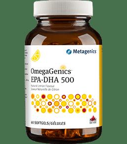 Metagenics OmegaGenics™ EPA-DHA 500 (Natural Lemon Flavour) - 40