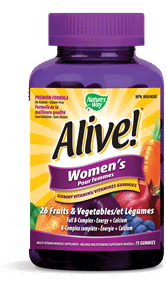Nature's Way | Alive! Women's Gummy (75 gummies) -31693
