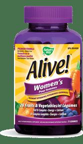 Nature's Way | Alive! Women's Gummy (75 gummies) -31693