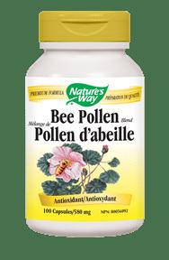 Nature's Way | Bee Pollen 100 Vcaps® -10452