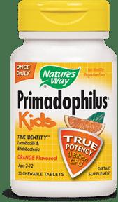 Nature's Way | Primadophilus KIDS Cherry (30 Chewable Tabs) -31306