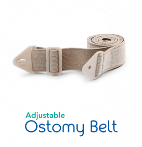 Salts Ostomy Supplies - Salts Argyle Medical SALT AB02 - Adjustable Ostomy Belt
