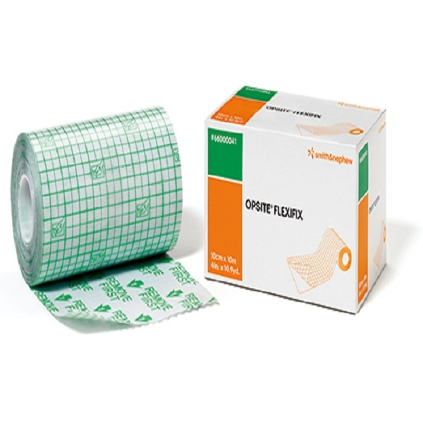 Smith & Nephew 66000040 - Opsite Flexifix Transparent Film Roll | buy it online in Canada from InnerGood.ca.