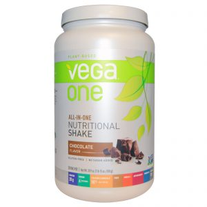 Vega One All-in-One Nutritional Shake Chocolate 876g Powder