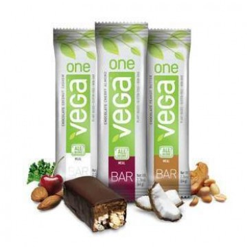 Vega One Bar Chocolate Coconut and Cashew (12 x 64g bars)