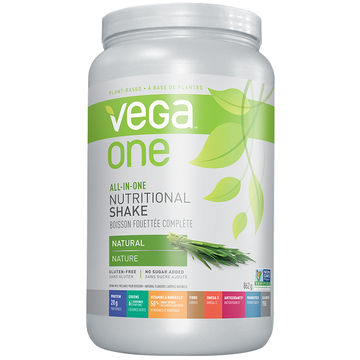 Vega One All-in-One Nutritional Shake Natural 862g Powder