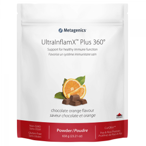 UltraInflamX Plus 360 Chocolate Orange Canada - Metagenics