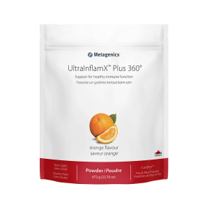 UltraInflamX Plus 360 Orange Canada - Metagenics