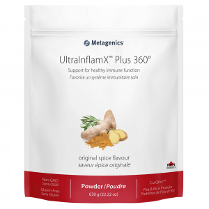 UltraInflamX Plus 360 Original Spice Canada - Metagenics