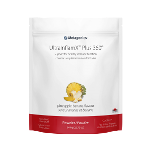 UltraInflamx Plus 360 Pineapple Banana Canada - Metagenics