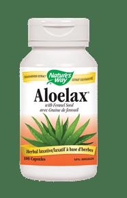 natures way aloelax laxative