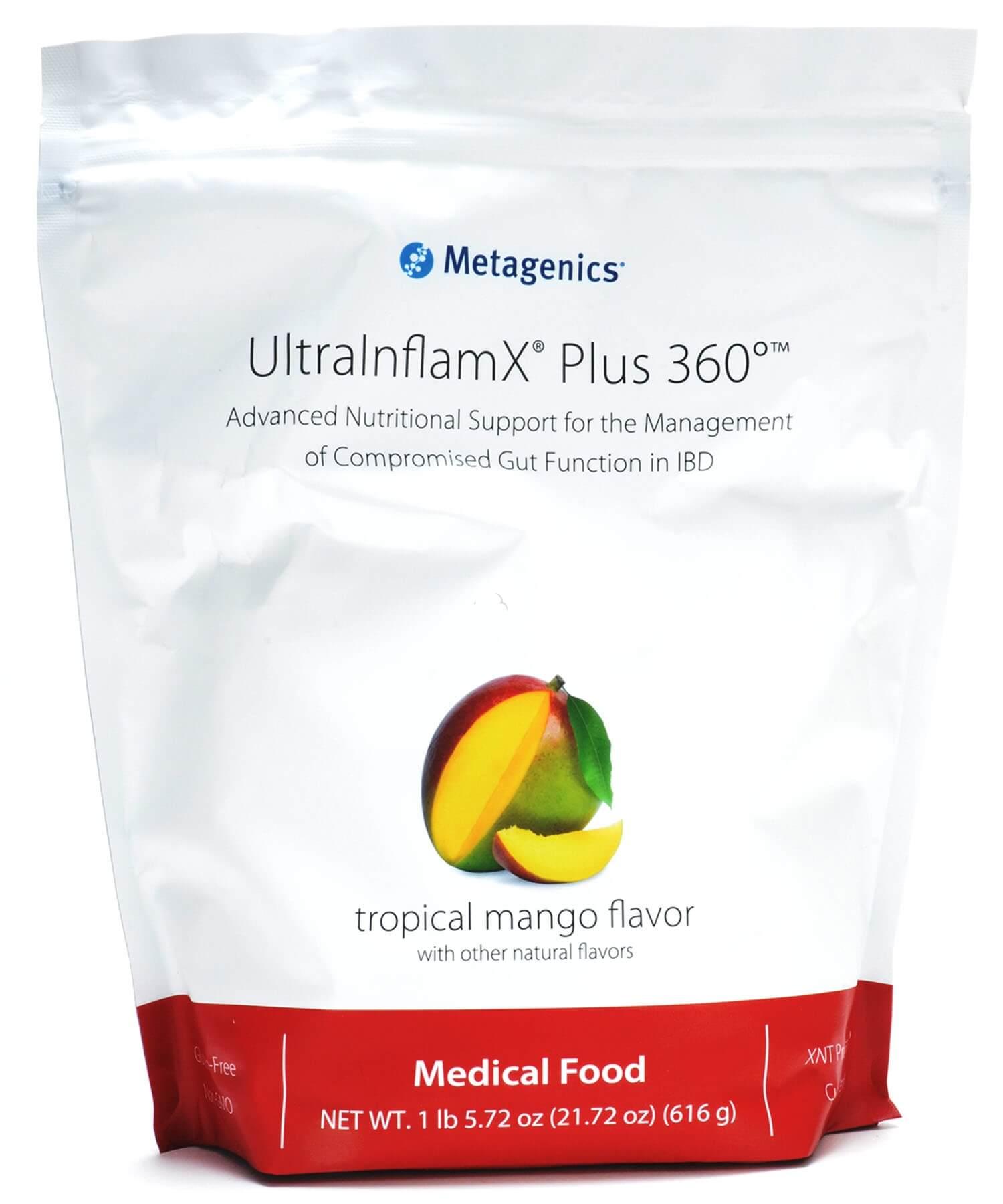 Metagenics Ultrainflamx 360 Plus | Mango Flavour