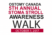 Ostomy Day for Ostomy Canada - Stoma Stroll Details 2017