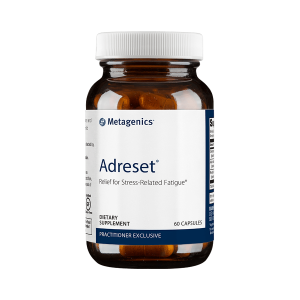 Metagenics Adreset Canada | 60 Capsules for Sale online at InnerGood.ca