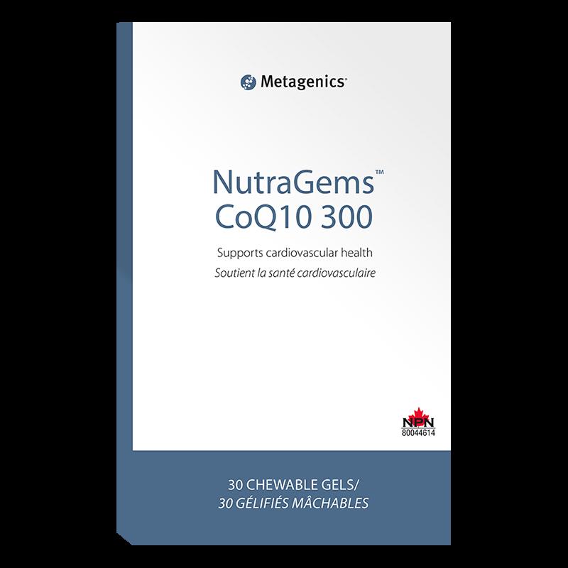 Metagenics NutraGems CoQ10 300 Canada
