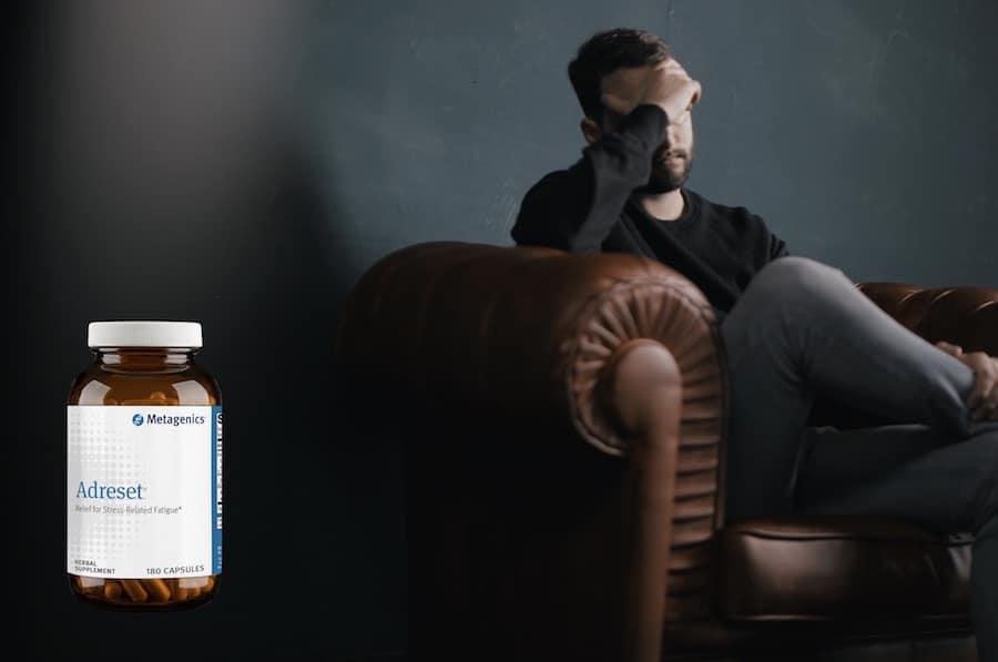 Metagenics Adreset for Stress Management - Inner Good Canada