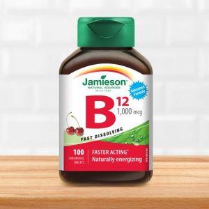 Jamieson B12 1000mcg - Canada