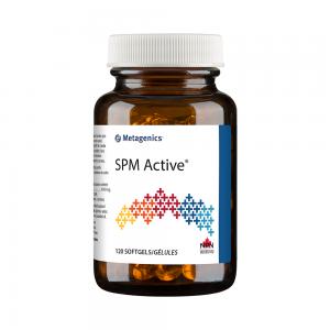 Metagenics SPM Active 120 Softgels Canada
