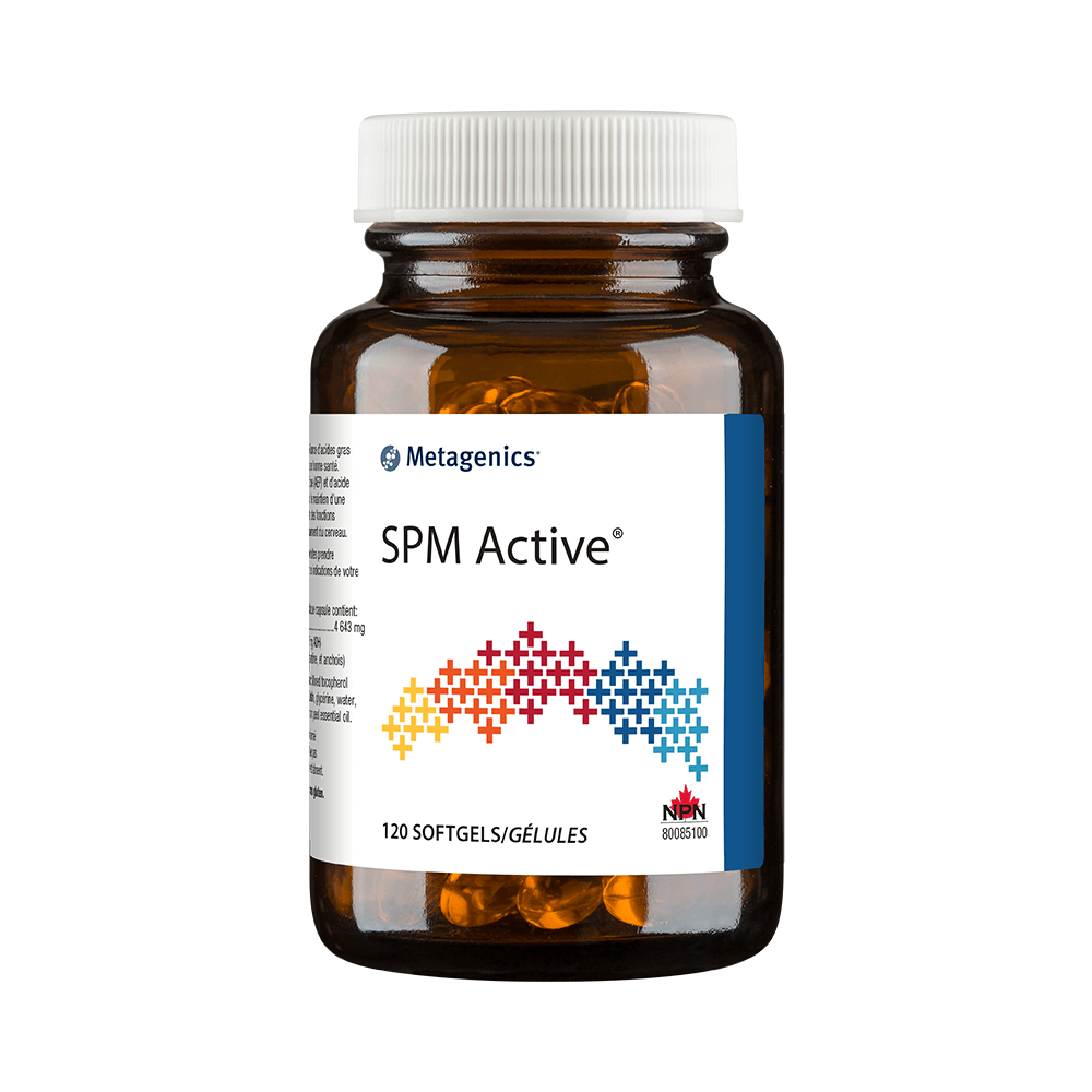 SPM Active 1200 softgels canada