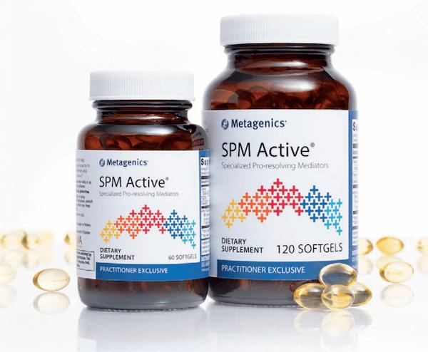 metagenics spm active new and improved - omegagenics