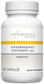 Integrative Therapeutics Enterogenic Intensive 100 30 Capsules Canada