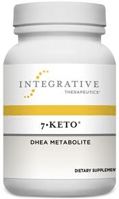 7-Keto DHEA by Integrative Therapeutics Canada