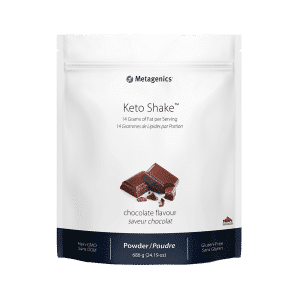 Chocolate Ketogenic Shake by Metagenics | 14 Servings Per Container | Canada