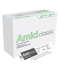 AMICI 3610 CLASSIC FEMALE INTERMITTENT CATHETER - 10 FRENCH, BOX OF 100 Canada