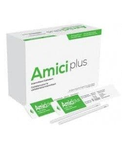 "Amici 5608 Plus - 7"" Female Intermittent Catheters, 8 French Box of 100 Canada"
