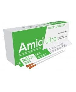 "Amici Ultra 7916 - 16"" Male Nelaton Intermittent Catheters, 16 Fr, Box of 100 Canada"