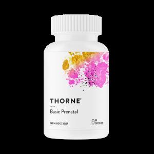 Thorne Basic Prenatal 90 Capsules Canada