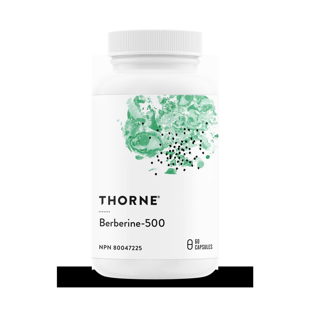 Thorne Berberine-500 60 Capsules Canada