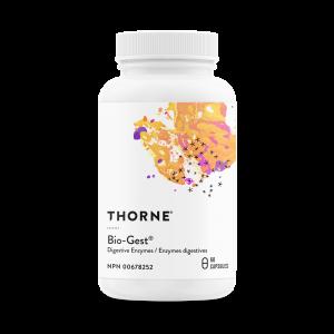 Thorne Bio-Gest 60 Capsules Canada