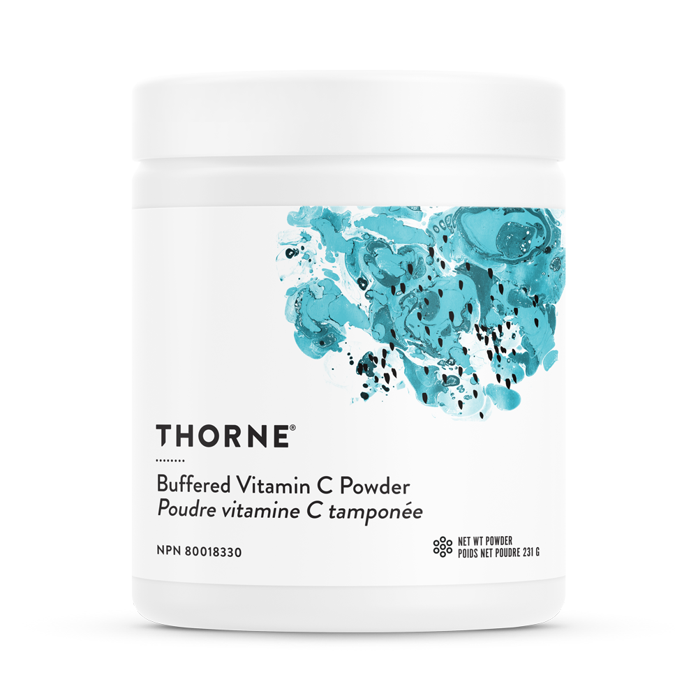 Thorne Buffered Vitamin C Powder Canada