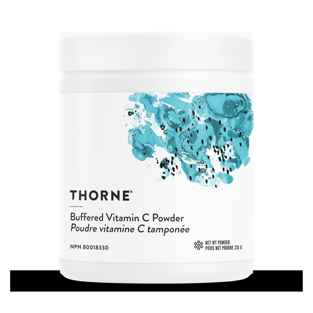 Thorne Buffered Vitamin C Powder Canada