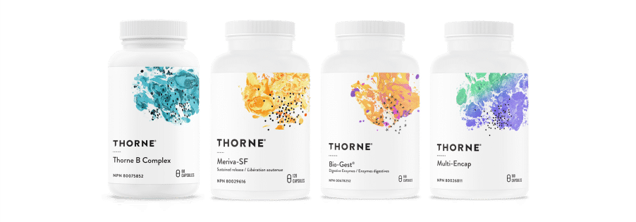 Thorne Research Canada - Buy Online at InnerGood.ca