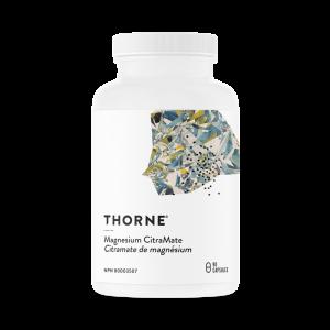 Thorne Magnesium CitraMate 90 Capsules Canada