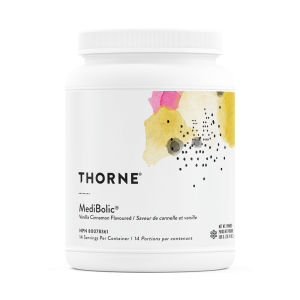 Thorne MediBolic Powder 14 Scoops Canada