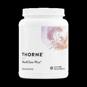 Thorne MediClear Plus Powder 21 Scoops Canada