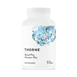 Thorne Mood Plus 120 Capsules Canada